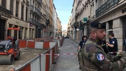 مصابون بانفجار في فرنسا