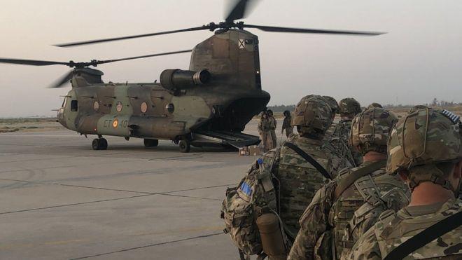 ئايندهى ئهمريكا له عراق دوياى كوشيان سلێمانى چهس؟