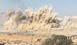 توثيق المزيد من الادلة على ضرب تركيا الكورد في سوريا بالفسفور