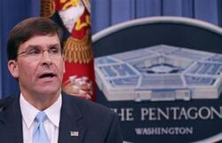الشيوخ يصادق على تعيين إسبير وزيراً للدفاع الأمريكي