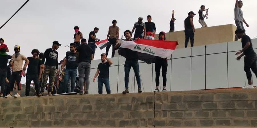 البنتاغون: وزير الدفاع الامريكي ناقش موضوع الاحتجاجات مع العراقيين