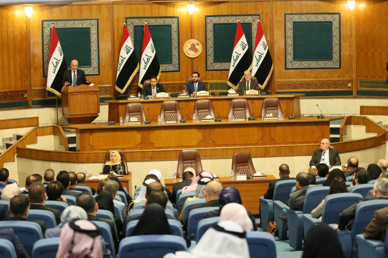 البرلمان العراقي يرجئ تعديل قانون حجز ومصادرة اموال اركان نظام صدام