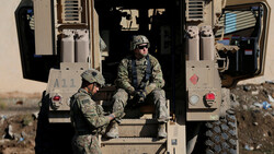 """بسبب """"الضبط والربط"""".. امريكا تستدعي وحدة """"مارينز"""" من العراق"""