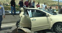 مصرع واصابة 11 شخصا بحادثين مروعين في الديوانية ودهوك