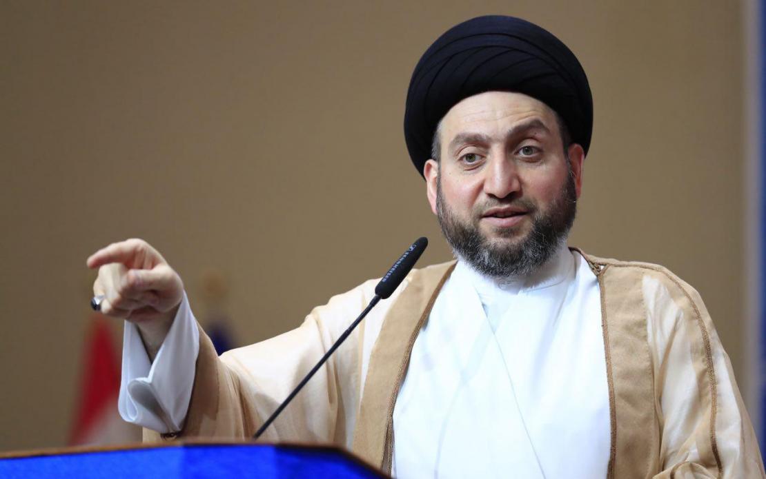 تيار الحكيم يعلن اسماء القوى التي ستصوت لحكومة الكاظمي