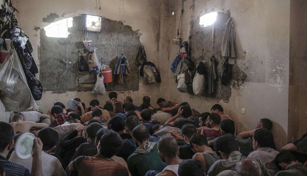 وفاة 9 موقوفين خلال التحقيق ومجلس صلاح الدين يتخذ قراراً
