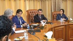 مسرور بارزاني: كوردستان أمام فرصة لتكون سلة غذائية للعراق والمنطقة