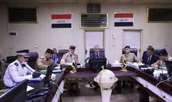 وزير الداخلية في اول زيارة له خارج بغداد يصدر عدة توجيهات