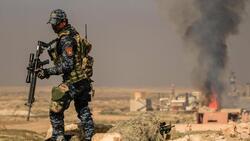 مقتل جندي عراقي واصابة اخرين خلال صد هجوم لداعش