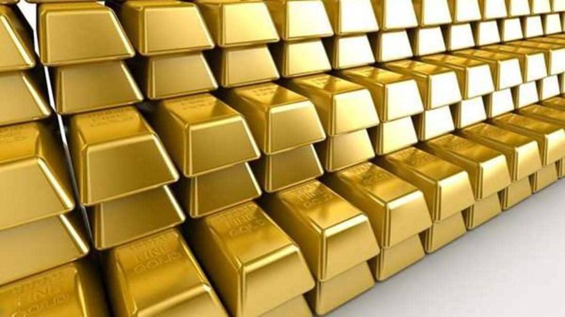الذهب نحو أكبر ارتفاع سنوي في 9 أعوام