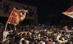 إغلاق جسري الجمهورية والسنك مع تزايد اعداد المتظاهرين بساحة التحرير