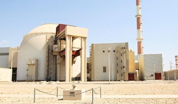 ايران تبدأ بتشييد محطة بوشهر النووية الثانية