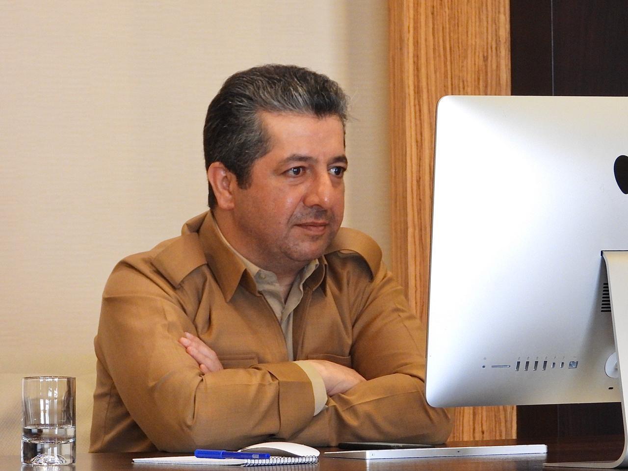 """مسرور بارزاني يشدد بمناسبة تأسيس """"التغيير"""" على حفظ كيان اقليم كوردستان"""