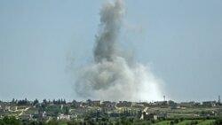 مقتل العشرات في قصف جوي ومعارك بريف حماة السوري