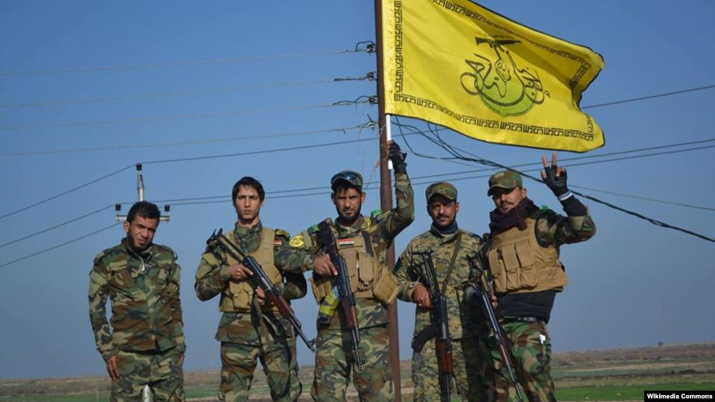 من على التلفزيون الرسمي.. ايران تبعث رسالة فيديوية عبر فصيل شيعي عراقي