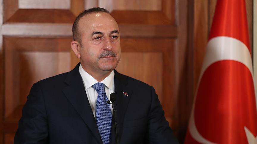 اوغلو: تركيا ستكافح حتى آخر ارهابي في العراق