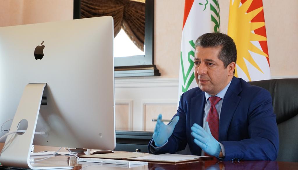 بارزاني يحدد الخلافات ويؤكد: بغداد لا تزال تتعامل بقوانين صدام