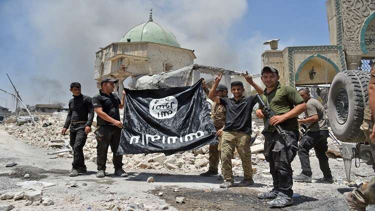 كهسيگ له بهغدا وه زياتر له 250 كتاوهو گيريا دعايه ئهرا فكرهى داعشى ئهكهن
