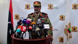 الجيش الليبي يعلن تصفية عناصر تنظيم داعش القادمين من العراق
