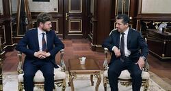 فرنسا: مستعدون لتقديم أي مساعدة مطلوبة لبرنامج مسرور بارزاني الحكومي