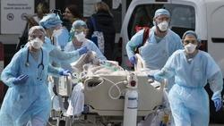 انخفاض في مرضى كورونا بالمستشفيات الفرنسية