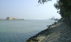 العراق وايران يبحثان حسم متعلقات نهر مشترك