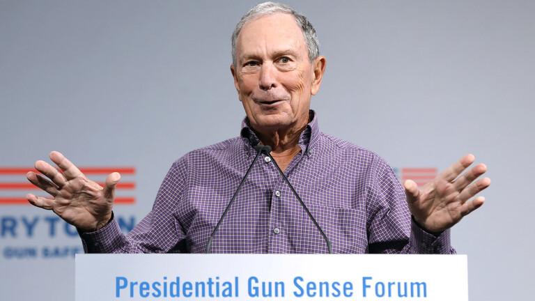 مرشح مفاجئ يتقدم لسباق الرئاسة الامريكية: ترامب خطر غير مسبوق