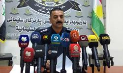 شرطة السليمانية تضبط اسلحة في كافيتريات ونوادٍ ليلية وتعتقل حائزيها