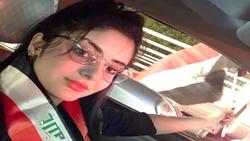 بعد صبا المهداوي.. اختفاء الناشطة ماري محمد ومغردون يتهمون العصائب باختطافها