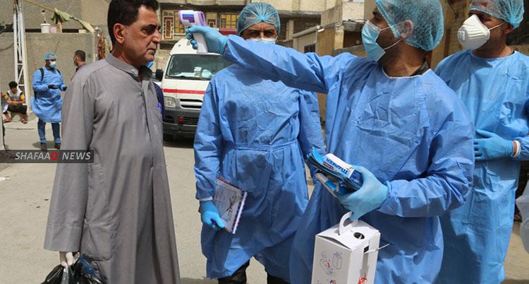 كورونا في ديالى .. 3 وفيات و39 إصابة جديدة