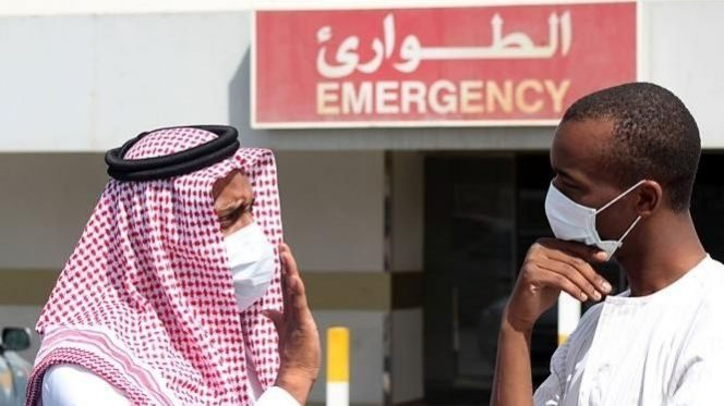 أكثر من 70 ألف إصابة بكورونا في السعودية