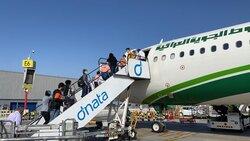 بلبلة على متن طائرة تقل عراقيين عالقين في الاردن بسبب مسؤول عراقي