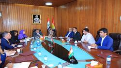 لجنة برلمانية كوردستانية تبحث اسباب ارتفاع أسعار الادوية ومشاكل استيرادها