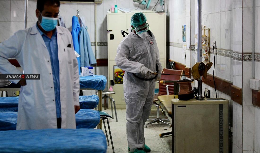 تسجيل نحو 30 حالة وفاة ومئات الاصابات الجديدة بكورونا في محافظات عراقية