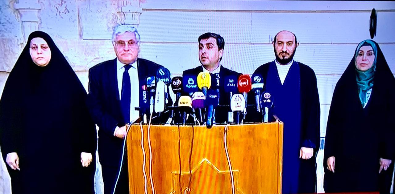 تحالف الصدر يطالب باستضافة عبد المهدي وافراد حكومته كافة