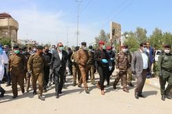 محافظ النجف يعلن 13 إصابة بكورونا: جلبوا الفيروس من سوريا وقد نرى الموتى بالشوارع