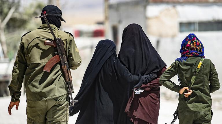 مطالبات باعدام سجناء داعش بالغازات السامة