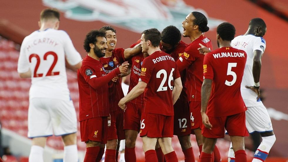 رسمياً.. ليفربول بطلاً للدوري الانجليزي