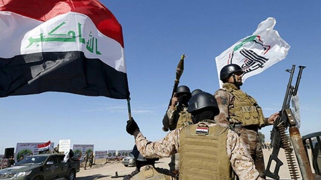 مقتل ثلاثة عناصر من الحشد الشعبي في هجوم لداعش في سامراء