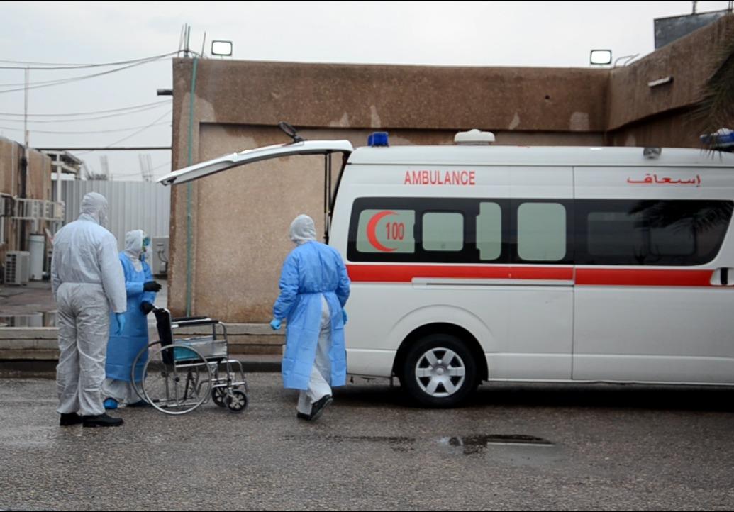العراق يعلن تسجيل ست اصابات جديدة بفيروس كورونا اربع منها بالسليمانية