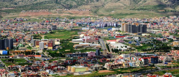 محافظة في اقليم كوردستان توقع بروتكولا مع المانيا