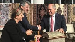 صور.. العراق يسترجع نفائس وآثار مهربة