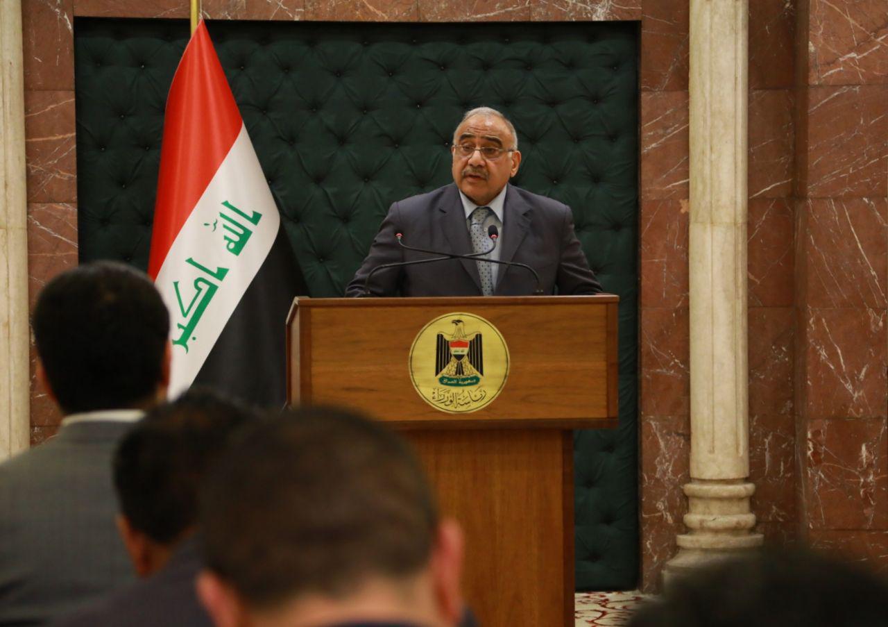 عبد المهدي يواصل خوض مفاوضات للحيلولة دون معارضة لحكومته