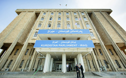 أول رئيس جمهورية للعراق يزور برلمان اقليم كوردستان منذ تأسيسه