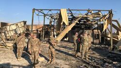 """في حصيلة جديدة .. البنتاغون يعلن اصابة 50 عسكريا امريكيا بهجوم """"عين الأسد"""""""