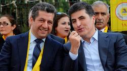 رئاستا اقليم كوردستان تبعثان بتهنئة للمسيحيين بمناسبة عيد القيامة